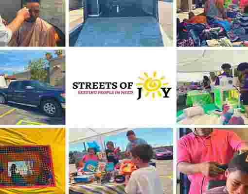 Streets Of Joy Drives